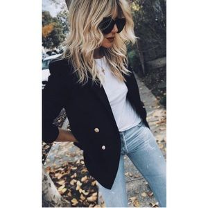 Vintage Women's Blazer 🖤